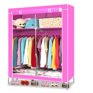 High Quality Fabric Wardrobe Closet