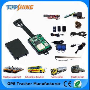 High Quanlity Easy Installation Gps Car Tracker Mt With Crash Sensor