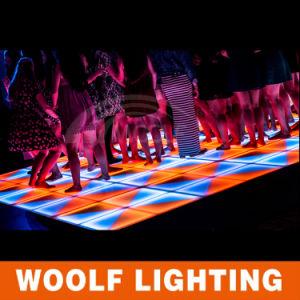 Hot Sales Surfloor Liquid Interactive LED Dance Floor pictures & photos