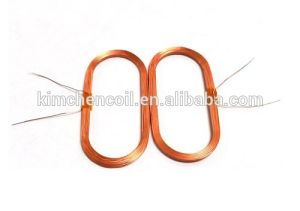 Factory Supply Card Reader Coil Air Core Coil Copper Coil pictures & photos