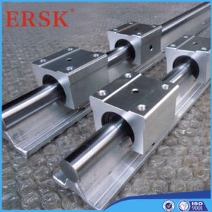9 Years No Complaint Carbon Steel Shaft Guide Rail Blocks with Quick Delivery Term pictures & photos