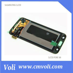 Mobile LCD Touch Screen for Samsung Galaxy S6 pictures & photos