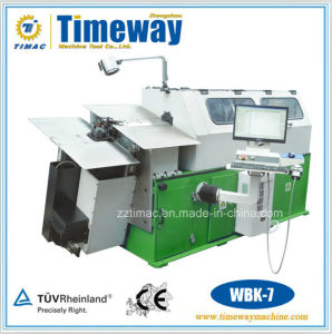 Multi-Axes Universal CNC Wire Profile Bending Forming Machine pictures & photos