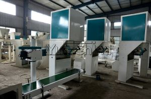 Hot Sale Wood Pellets Packing Machine pictures & photos