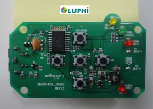 Supply Alarm Printed Circuit Board Assembly, PCBA pictures & photos
