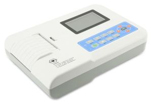 3-Channel Electrocardiograph with Color Screen pictures & photos
