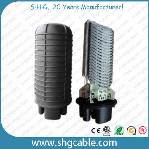 480 Splices Heat Shrink Fiber Optic Splice Closure (FOSC-D12) pictures & photos