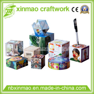 More Style Foldable Magic Cube for Pomotion pictures & photos
