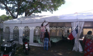 Hot Sale 150people Best Quality Wedding Tent Sdc-1021 pictures & photos