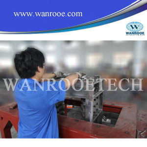 Vertical Pipe Plastic Crushing Machinery pictures & photos
