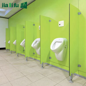 Jialifu Compact Laminate Urinal Partition pictures & photos