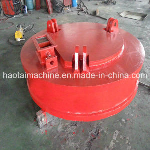 2016 China Electric Scrap Lifting Magnet Factory pictures & photos
