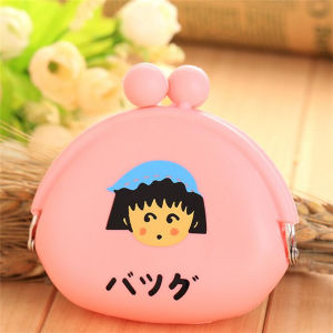 Lovely Fish Shape Cute Cratoon Silicone Coin Bags Wateproof pictures & photos