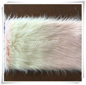 Long Pile Fake Fur for Garment pictures & photos