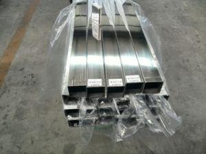 201/304/316 Retangular/Square Stainless Steel Pipe