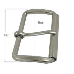Metal Silver Custom Pin Metal Buckle pictures & photos