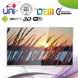 2015 Uni/OEM High Image Quality 3D 42′′ E-LED TV pictures & photos