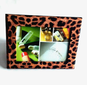 Sexy Leopard Velveting Photo Showing Frame pictures & photos