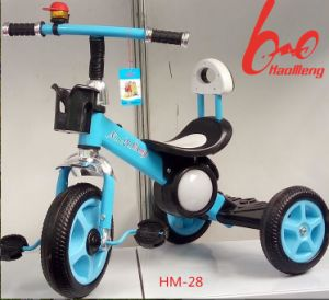 2016 Baby Tricycle Bike with Music and Light pictures & photos
