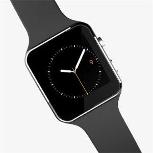 Gelbert X6 Men Women Bluetooth Smart Watch Mobile Phone pictures & photos