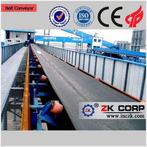 China Heat Resistance Belt Rubber Conveyor with Factory Price pictures & photos