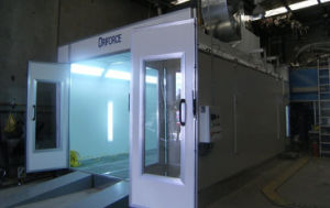 Spray Booth for Astralia (JZJ-9400-AU) pictures & photos