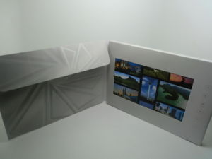 7inch LCD Video Greeting Cards pictures & photos
