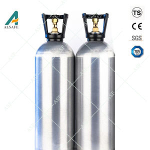 Carbonated Beverage CO2 Gas Aluminum Cylinder pictures & photos