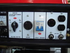 GB3000 Portable Gasoline Generator (GB-series) Home Generator pictures & photos