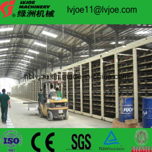 Plaster of Paris Plank Making Equipment with Engineer Service Overseas pictures & photos