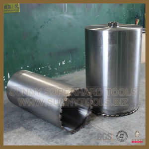 Granite Marble Drilling Diamond Wet Shank Core Bit pictures & photos