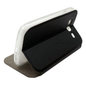I9082 Full-Covered Shock Proof Leather Case for Samsung/Universal Smart Phone pictures & photos