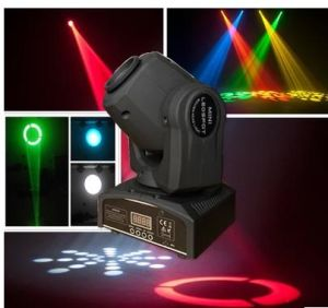 LED 10W Mini Spot Moving Head Gobo Effect Stage Light