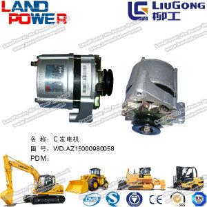 Liugong Excavator Engine Parts/Liugong Excavator Alternator pictures & photos