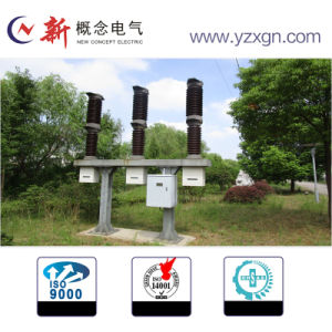 High Voltage Outdoor Distribution System Vacuum Circuit Breaker pictures & photos