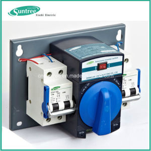 Sq3 Automatic Transfer Switch Single Phase ATS Changeover Switch pictures & photos