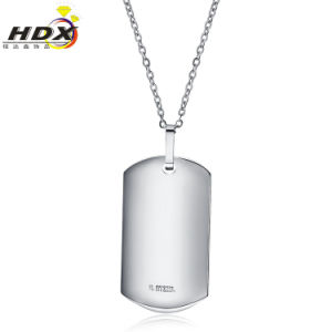 2017 Fashion Stainless Steel Pendant Jewelry Necklace Male Pendant/Jewelry pictures & photos