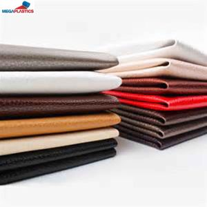 Factory Printing Artificial Decorative PVC Leather for Car pictures & photos