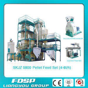 Best Selling 5t/H Feed Production Line Manufacturer pictures & photos