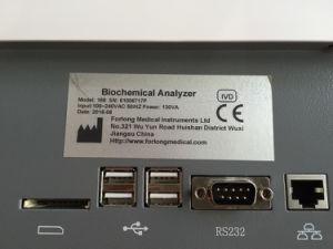 Laboratory Equipment Semi-Auto Biochemistry Analyzer Fl-168 pictures & photos