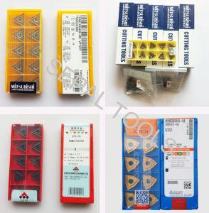 Mitsubishi, Korloy, Tungaloy, Taegutec, Iscar Brand of Carbide Insert pictures & photos