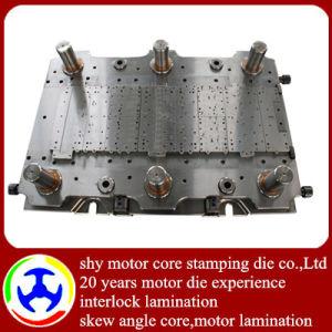 Hard Alloy Progressive Die for Tubular Motor Stator Rotor Core