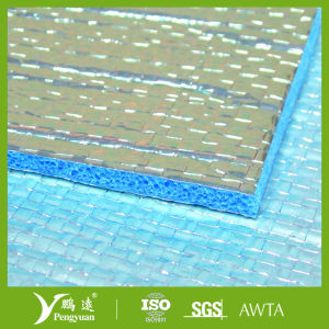 PE Scrim Reinforced Aluminum XPE for Roof Insulation pictures & photos