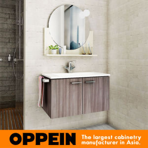 Oppein Antique No Top Wooden Bathroom Vanity (OP15-063B) pictures & photos