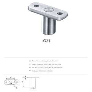 Stainless Steel Hardware Decorative Accessories Precision Casting Dustproff Control pictures & photos