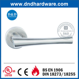 Stainless Steel Solid Lever Handle pictures & photos