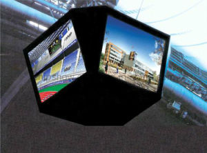 P10 Outdoor Stadium Perimeter LED Display pictures & photos