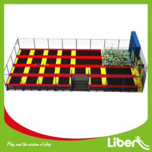 Gym Indoor Trampoline, Set up Indoor Trampoline, Producers Indoor Trampoline Court pictures & photos