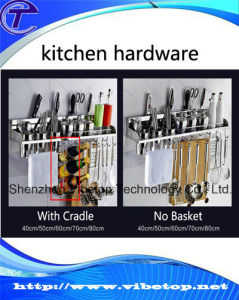 Cheap Kitchen Accessories Stainless Steel Storage Shelf pictures & photos