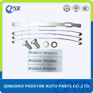 China Supplier Production Brake Pad Accessories Repairy Kits pictures & photos